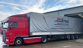 Road, Air & Sea Transport Specialists   ZL Group   Scotland